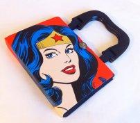Wonder Woman Book Purse
