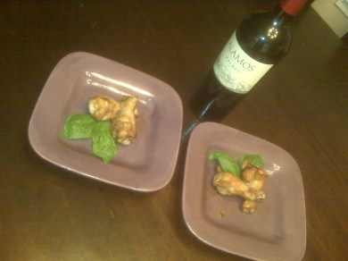 Both Pair Well with A Malbec or Riesling!