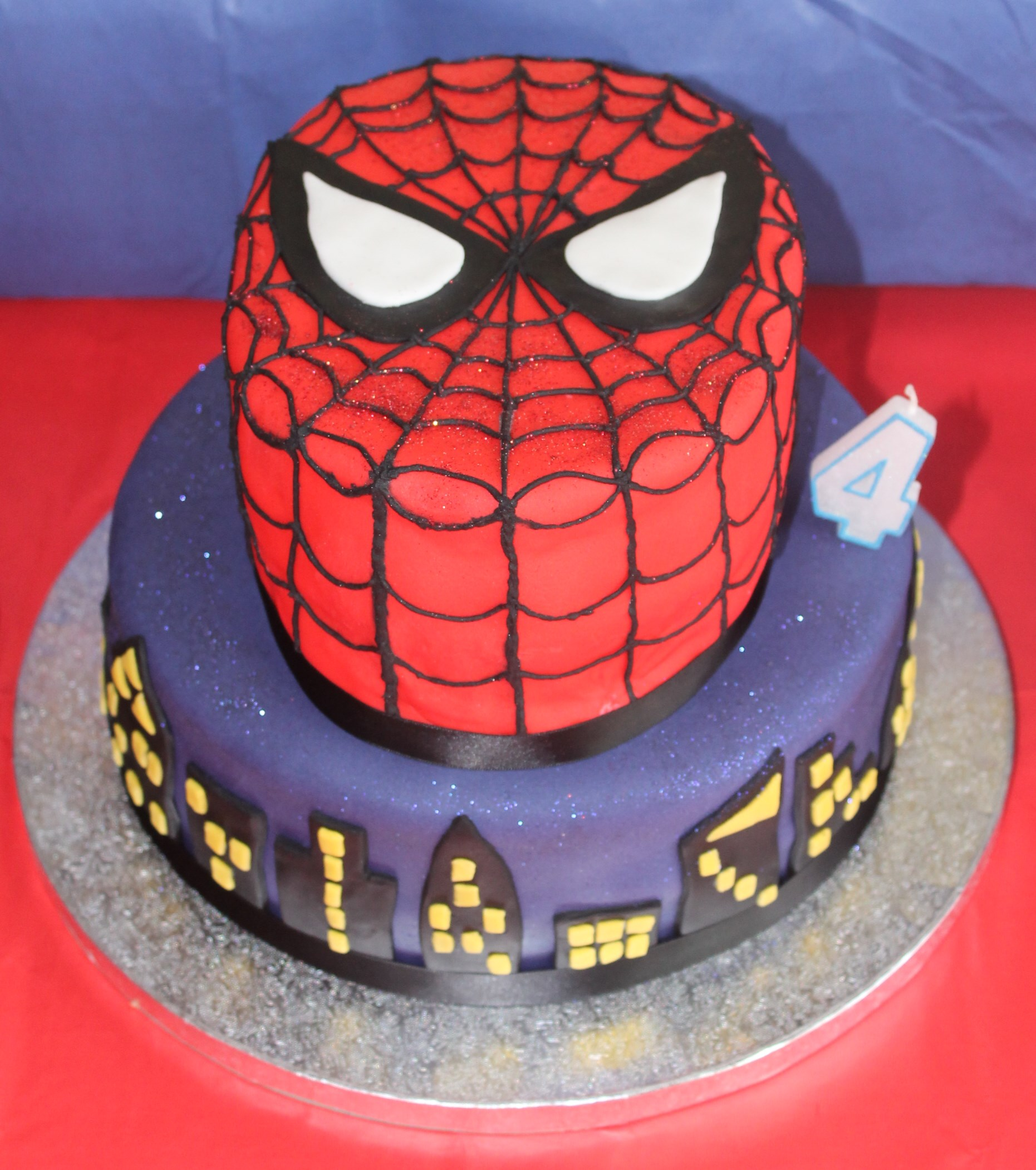 Super Hero Cakes Asda Cake Recipe
