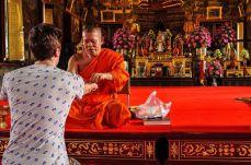 "Gibelli, Fábio. ""Buddhist Monk Blessing"".2014.jpg"