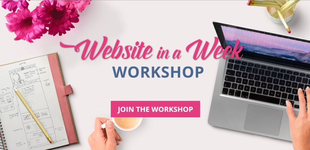 Website in a Week Workshop