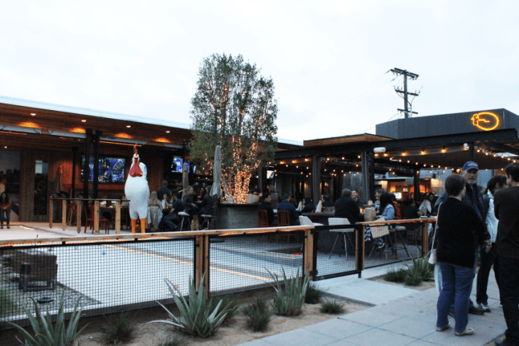 The Crack Shack | San Diego restaurant that offers amazing food & craft beer