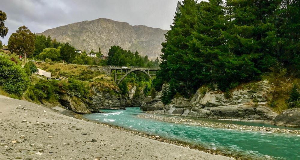 Shotover River Highlights of New Zealand