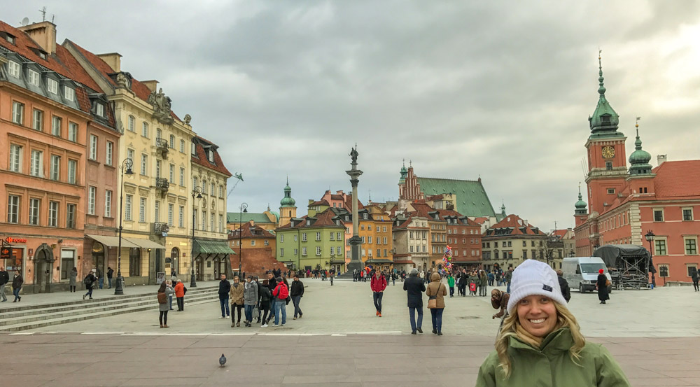 Old Town Square Warsaw Highlights of Poland Confessions of a Travaholic