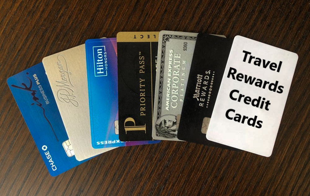Travel Rewards Credit Cards Confessions of a Travaholic