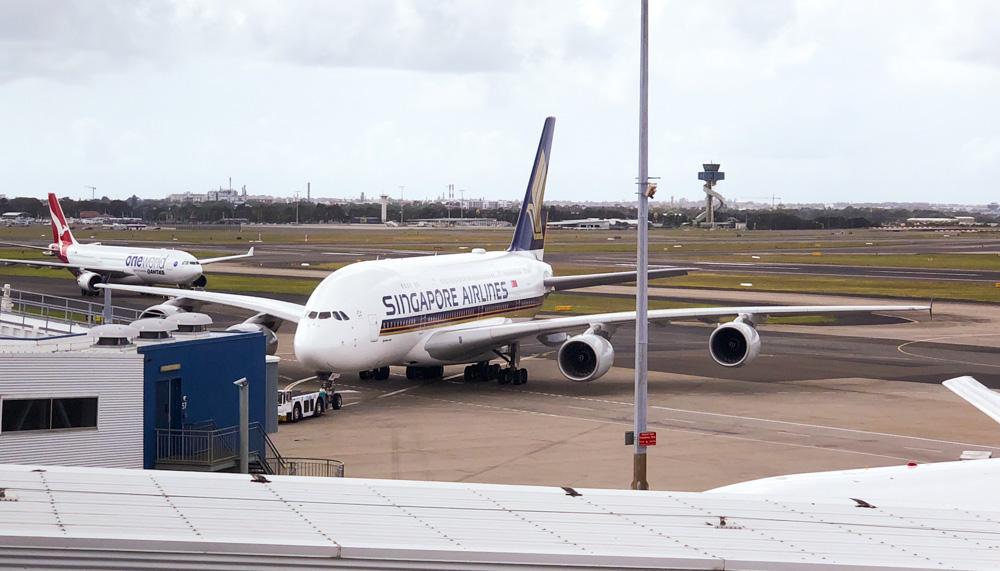 Singapore Air Suite Confessions of a Travaholic