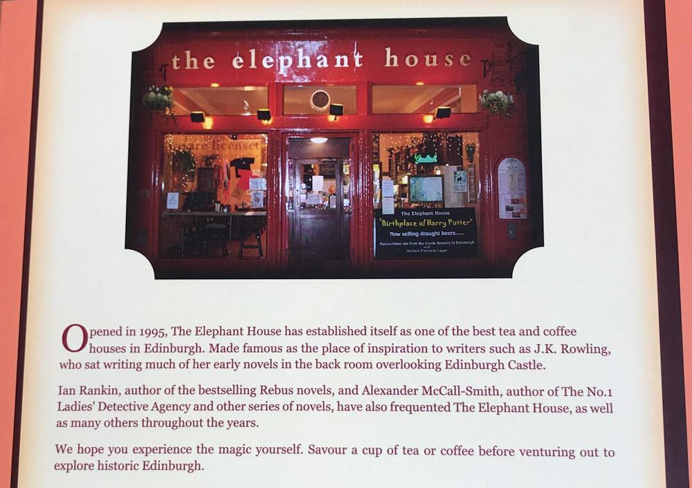 Highlights of Edinburgh Confessions of a Travaholic
