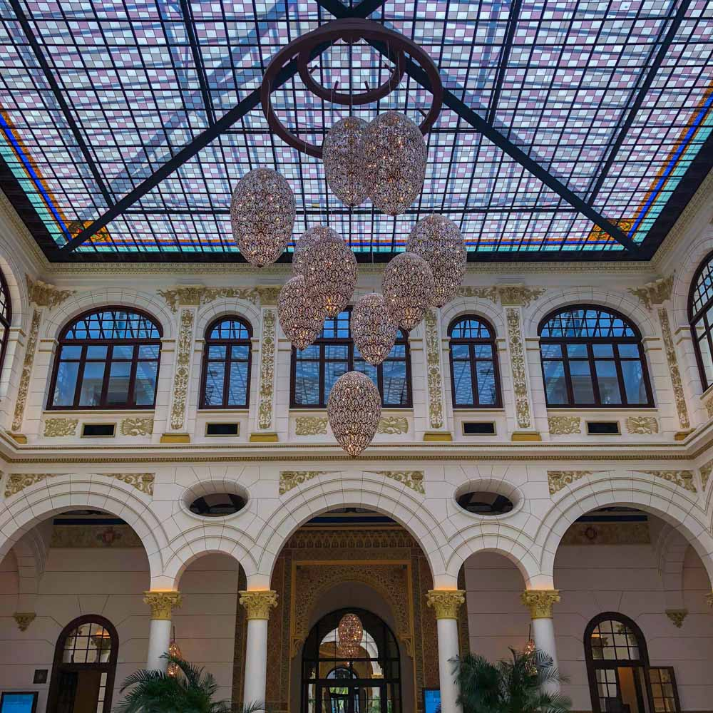 Andalusia, Spain Confessions of a Travaholic Gran Hotel Miramar