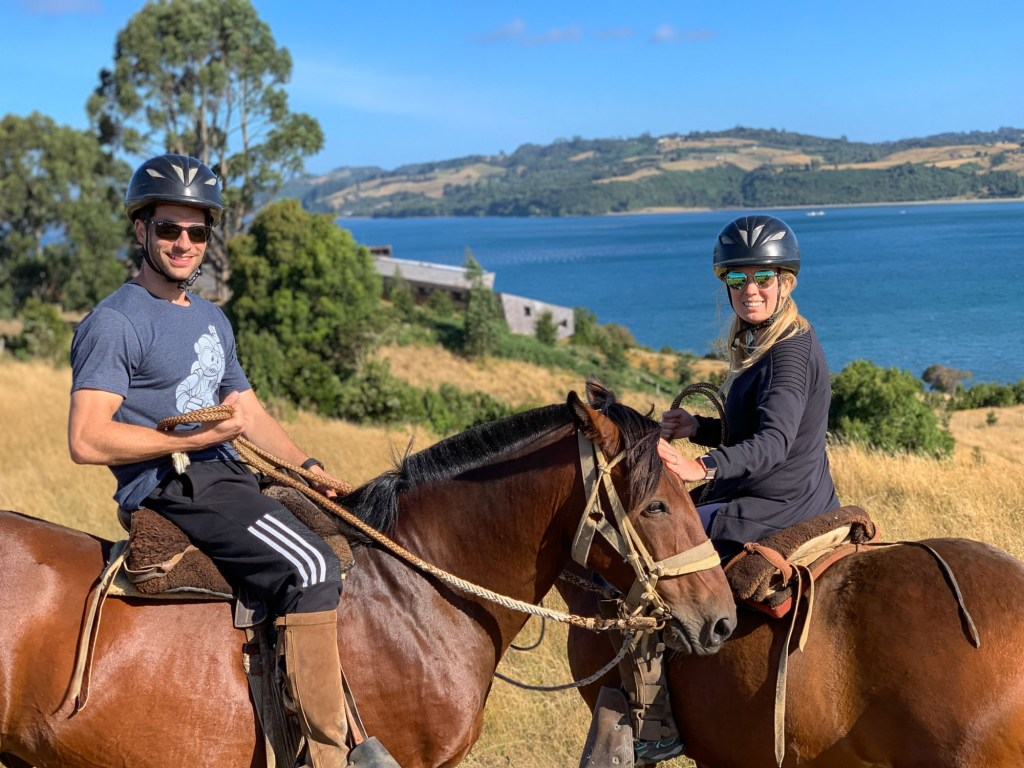 Horseback Riding Tierra Chiloe Chilean Adventure Confessions of a Travaholic