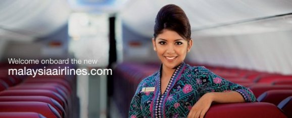 malaysia airlines welcome you.....