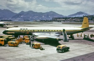 A further name change occurred in 1966 when Singapore separated from the federation, Malaysia-Singapore Airlines (MSA) was born.