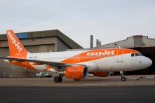 """In February 2015, the airline revealed its new livery which was selected by 4,000 staff members and customers and aimed to give its fleet a """"sleek, more modern look"""". The change was the first redesign since 1998 when easyJet.com was placed on to the fuselage, replacing the booking telephone number."""