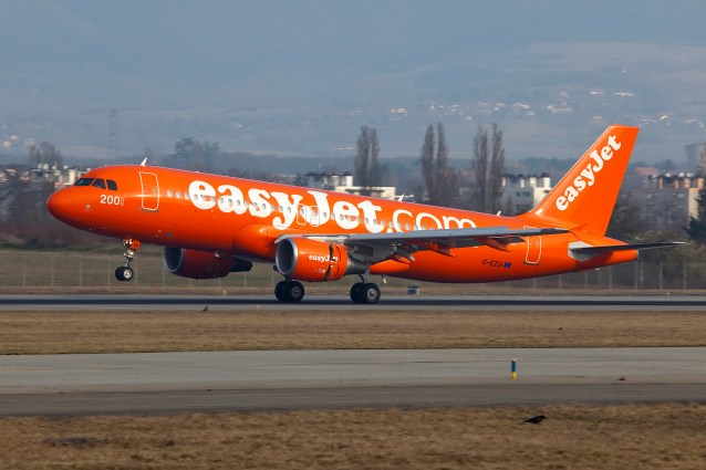 easyJet reached another impressive milestone in May 2011, after becoming the world's youngest and quickest airline to reach a fleet of 200 Airbus aircraft. To mark the occasion, its 200th jet was painted in a special 'inverted' livery, affectionately dubbed 'the flying carrot' by the airlines staff. In June 2013 easyJet announced its intention to purchase a further 35 current generation A320's and 100 of the new A320neo aircraft with options on a further 100. Deliveries of the new aircraft begin in 2017.