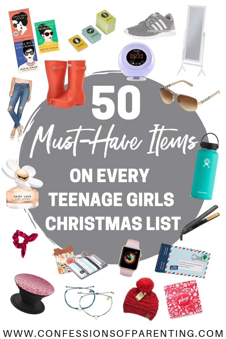 Christmas List Ideas For Teenage Girl.50 Must Have Items On Every Teenage Girls Christmas List