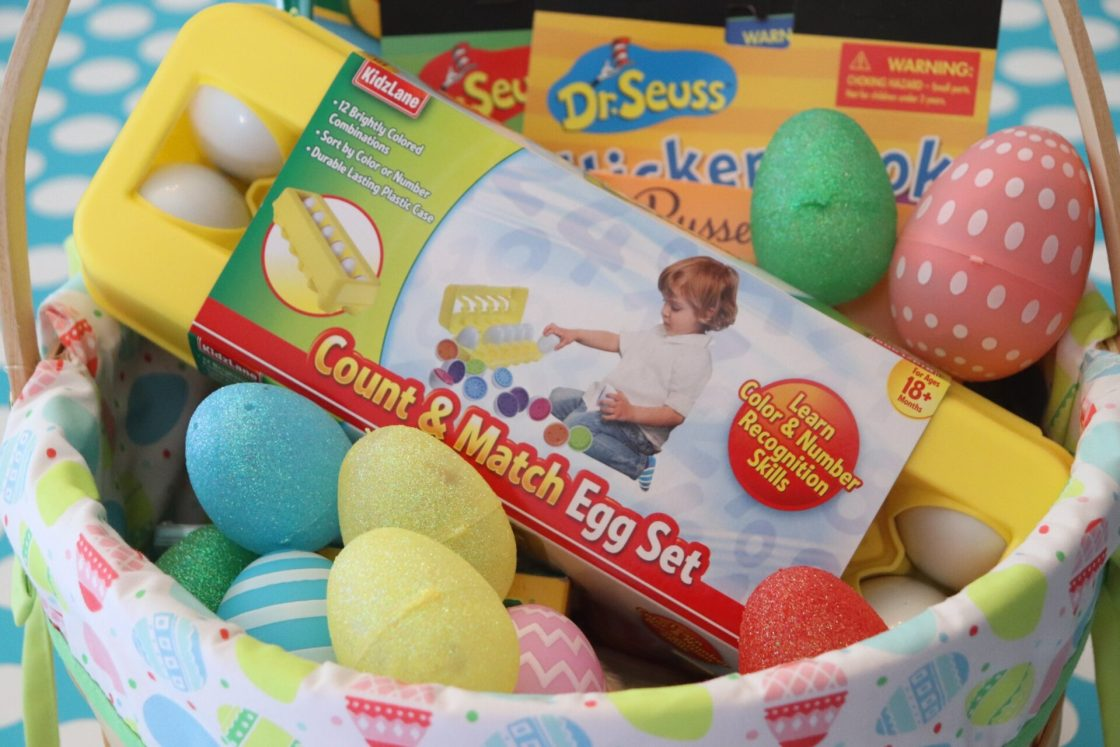 With Easter just around the corner, we have everything you need to make Easter a success with your preschooler this year! Check out the must-have preschooler Easter Basket!