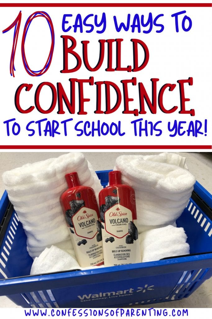 Does your child have the starting school jitters? Well, we have 10 easy tips to help your middle schooler and high schooler feel more confident this year!