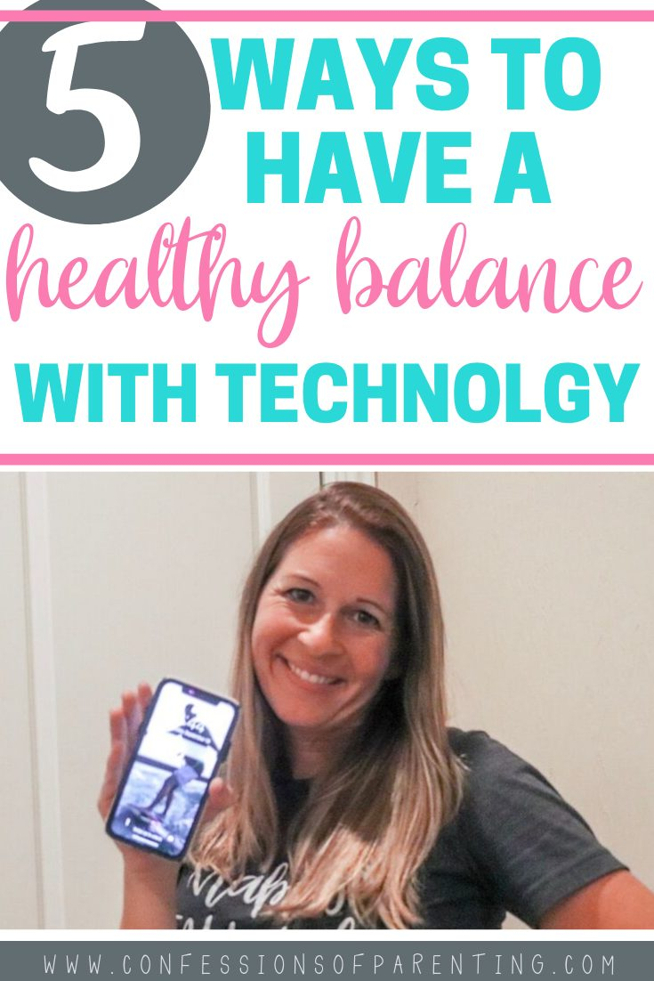 5 ways to have a healthy balance with technology
