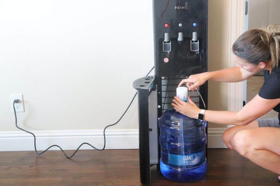 Drinking water in our home has not always been easy but with our Primo® in-home water dispenser it makes drinking water so much easier. Check out these 5 ways our family is drinking more water!
