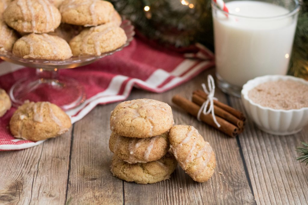 Eggnog cookies takes traditional eggnog and turns into a super delightful cookie! These melt in your mouth treats will have your craving them all night long!