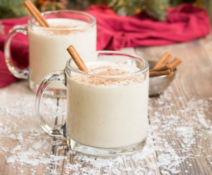 This non alcoholic eggnog recipe is one of the best eggnog recipes you will find. It takes classic eggnog and elevates it making it the best easy eggnog recipe you will find.