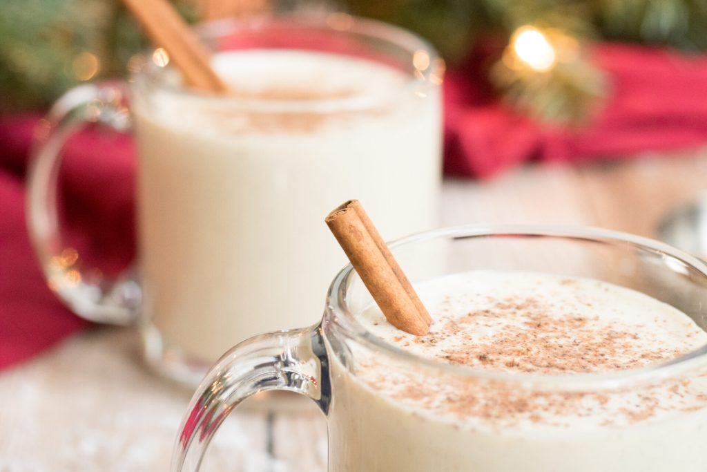 non alcoholic eggnog recipe