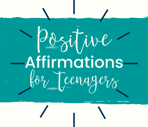 Daily affirmations for teenagers can get your teens day started on the right foot and help them feel better about themselves and the things around them. Check out these positive affirmations for teenagers to help your teen feel positive about life.