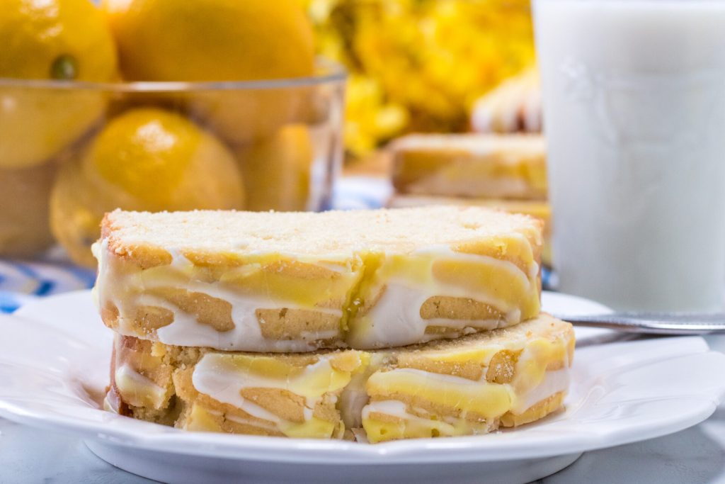 Your taste budswill be singing when you taste this delicious Lemon Loaf! This super moist load is packed with lemon flavor and topped with a delicious sweet icing.