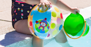 Looking for ways to stay cool with your baby this summer?  These water toys for babies are fun, affordable, and help keep your family safe.