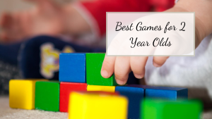 feature image of the best games for 2 year olds