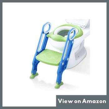 Potty Training Step Stools for Kids