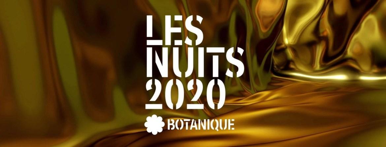 Nuit Botanique 2020
