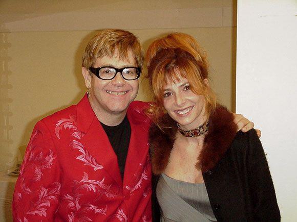 Elton is still standing ! :