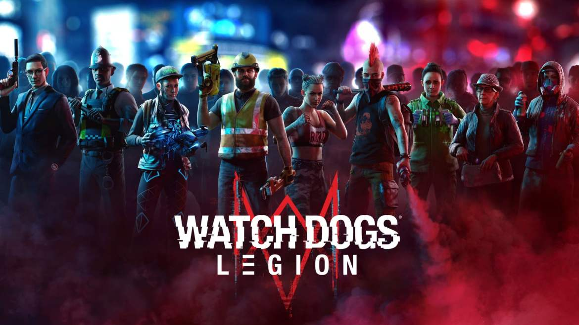 Watch Dogs Légion