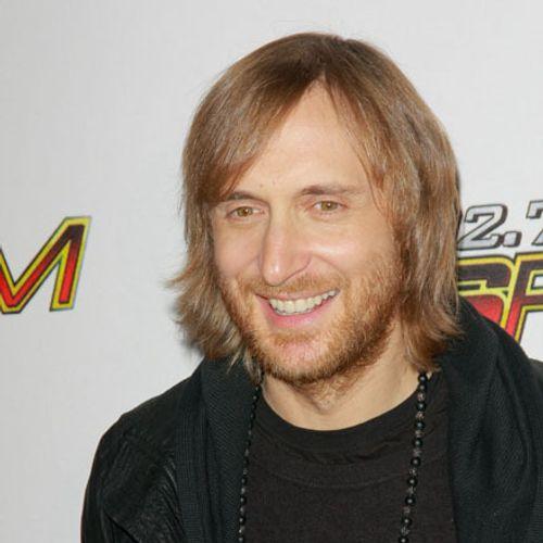 David Guetta sur son 31 pour TF1 ! :