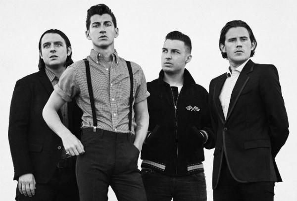 Un live pour the Arctic Monkeys !
