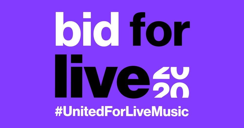 Des nouvelles fraîches de l'action BidForLIVE2020 ! :
