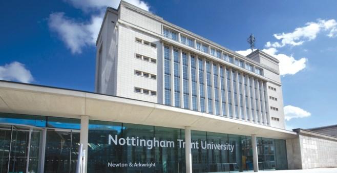 Image result for Nottingham Trent