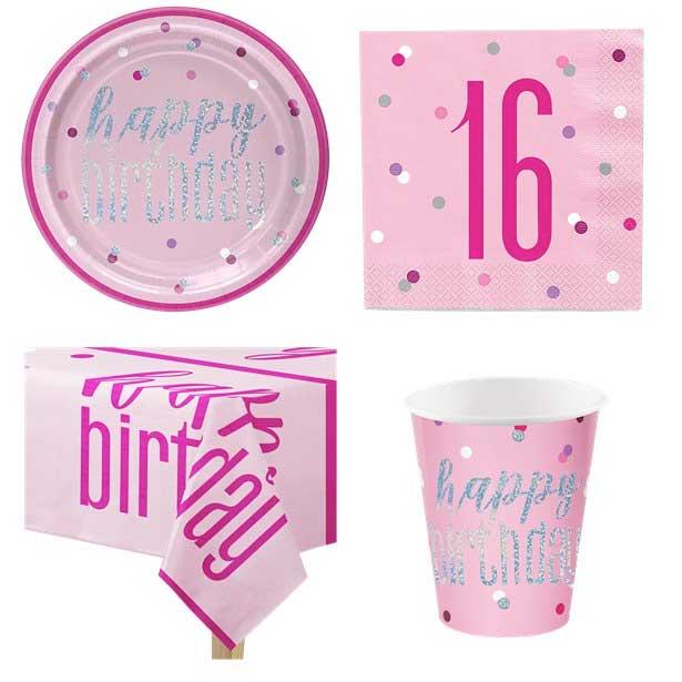 16 Fantastische Ideen Fur Eine 16 Geburtstag Party