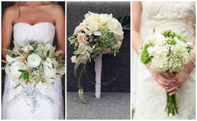 10 Most Ravishingly Rustic Wedding Bouquets