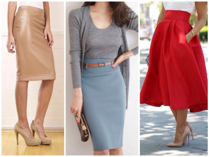 variants of skirts