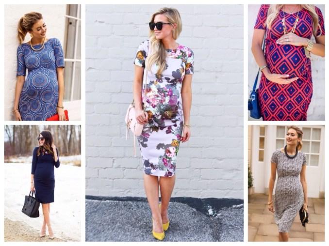 everyday dresses for pregnant women