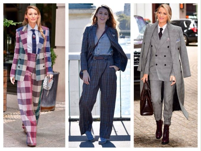 Blake Lively Costumes