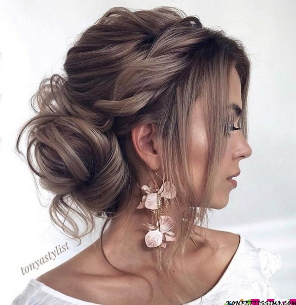 Amazing hairstyle options for the evening 5