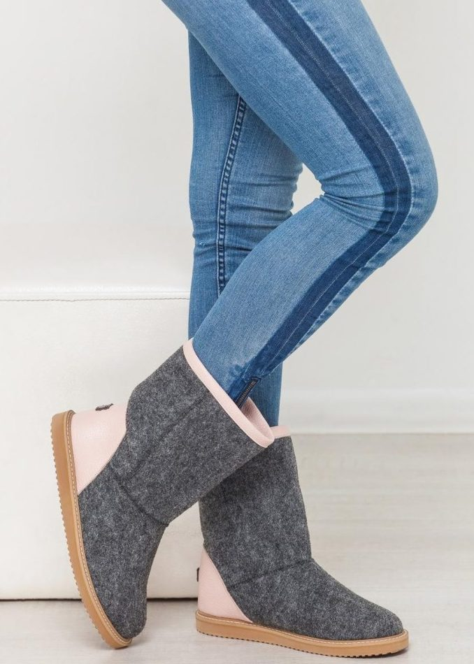 Fashionable warm and stylish winter shoes 2020 and 58 photos 9