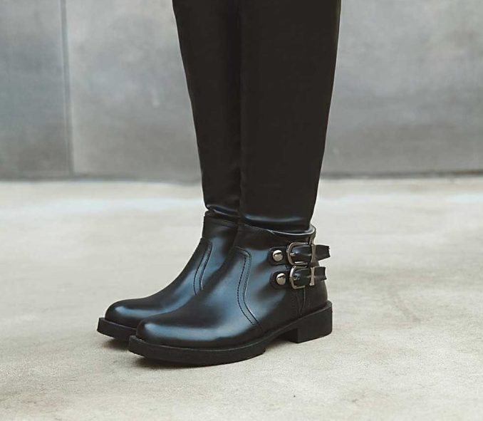 Fashionable warm and stylish winter shoes 2020 and 58 photos 13