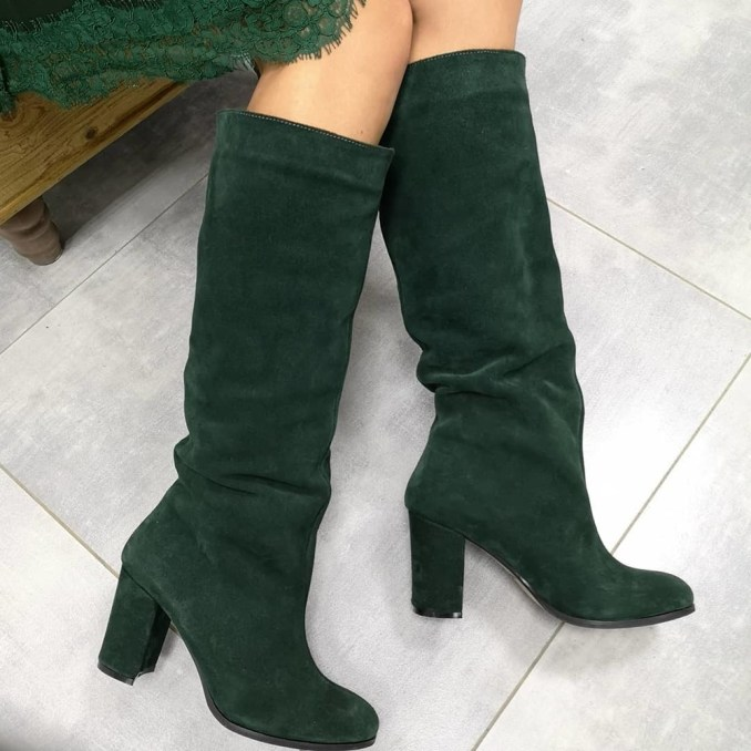 Fashionable warm and stylish winter shoes 2020 and 58 photos 34