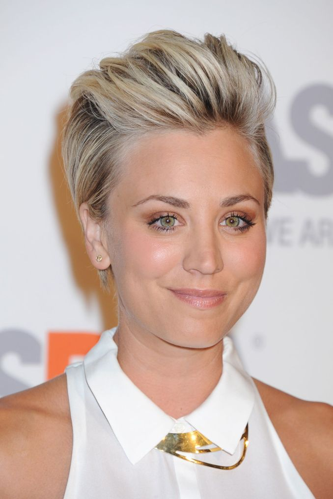 Trendy haircuts and hairstyles for short hair 2020 - 82 photos 52