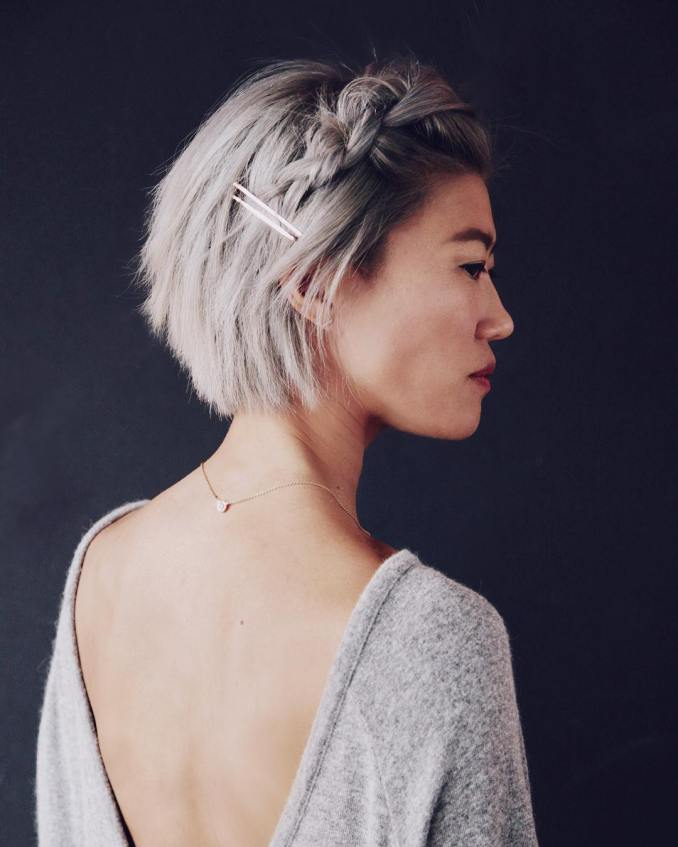 Trendy haircuts and hairstyles for short hair 2020 - 82 photos 73