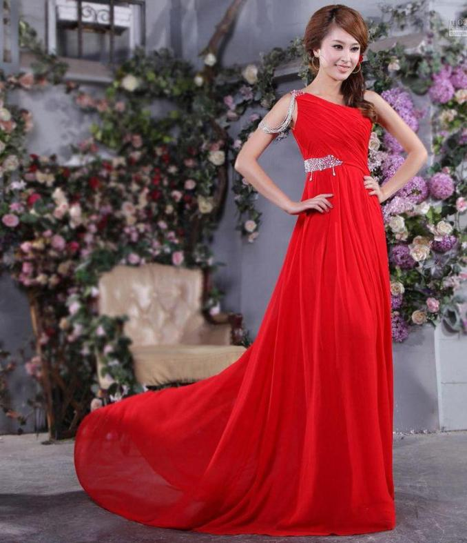 Elegant Greek style dresses 15