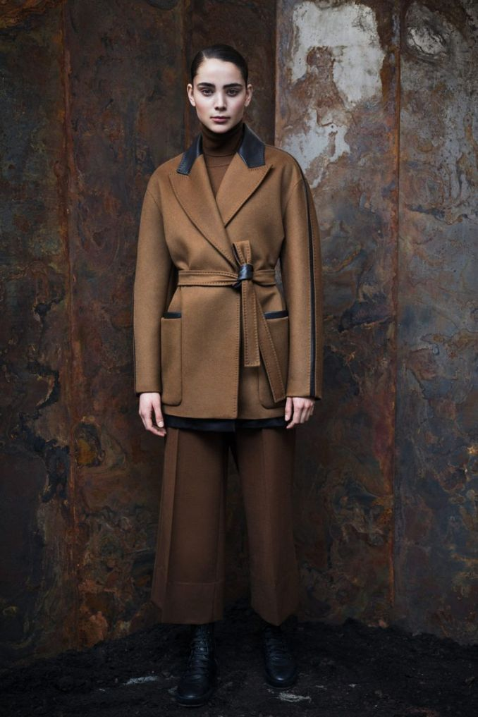 Fashionable trousers from the collection fall-winter 2020-2021 Max Mara